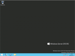 Windows 2012 Virtualizzazione r2