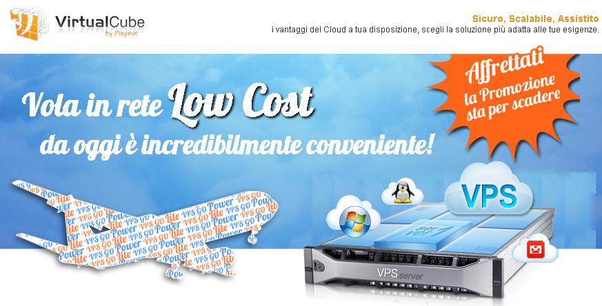 Acquisto VPS Vmware Cloud Hosting Italiano