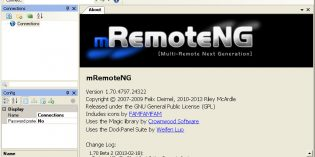mRemoteNG – Manager unico per connessione SSH, RDP, Vnc
