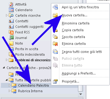 Condividere Calendario Outlook Senza Exchange.Come Creare Un Calendario Pubblico In Exchange 2010 Senza